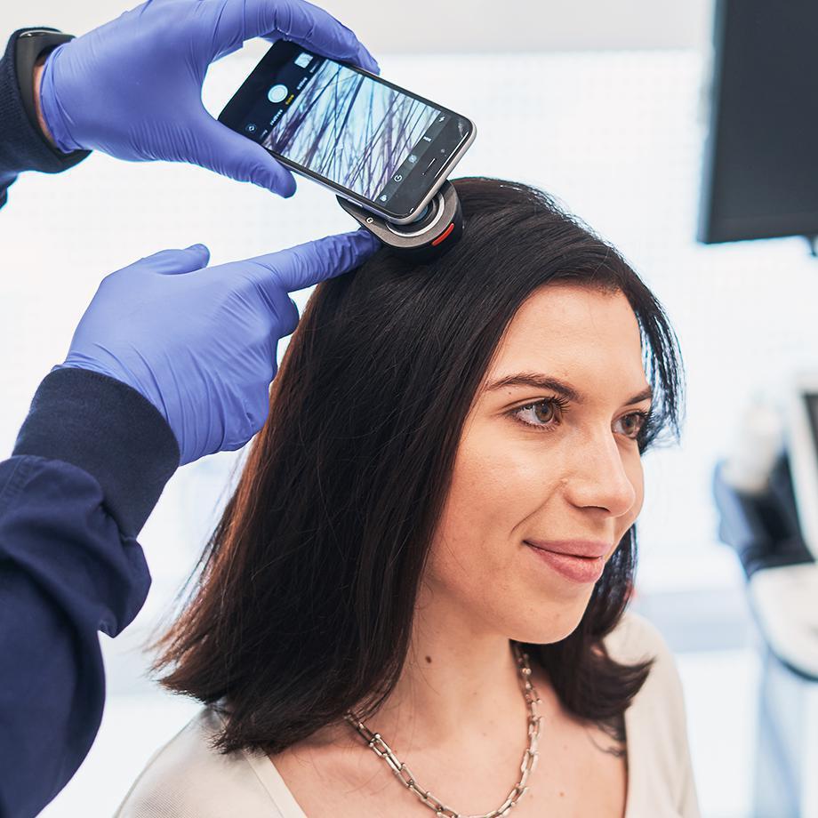 Sante de cheveux Luxembourg test