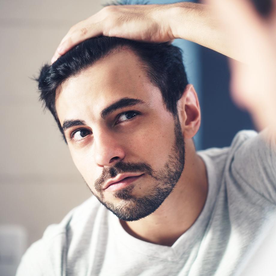 Зміцнення волосся та лікування облисіння